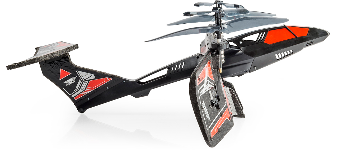 Air Hogs Introduces VTOL To The World Of RC Planes » EAF